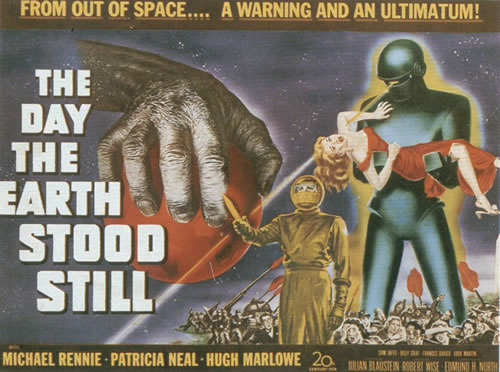 Ultimátum a la tierra (The Day the Earth Stood Still, 1951)